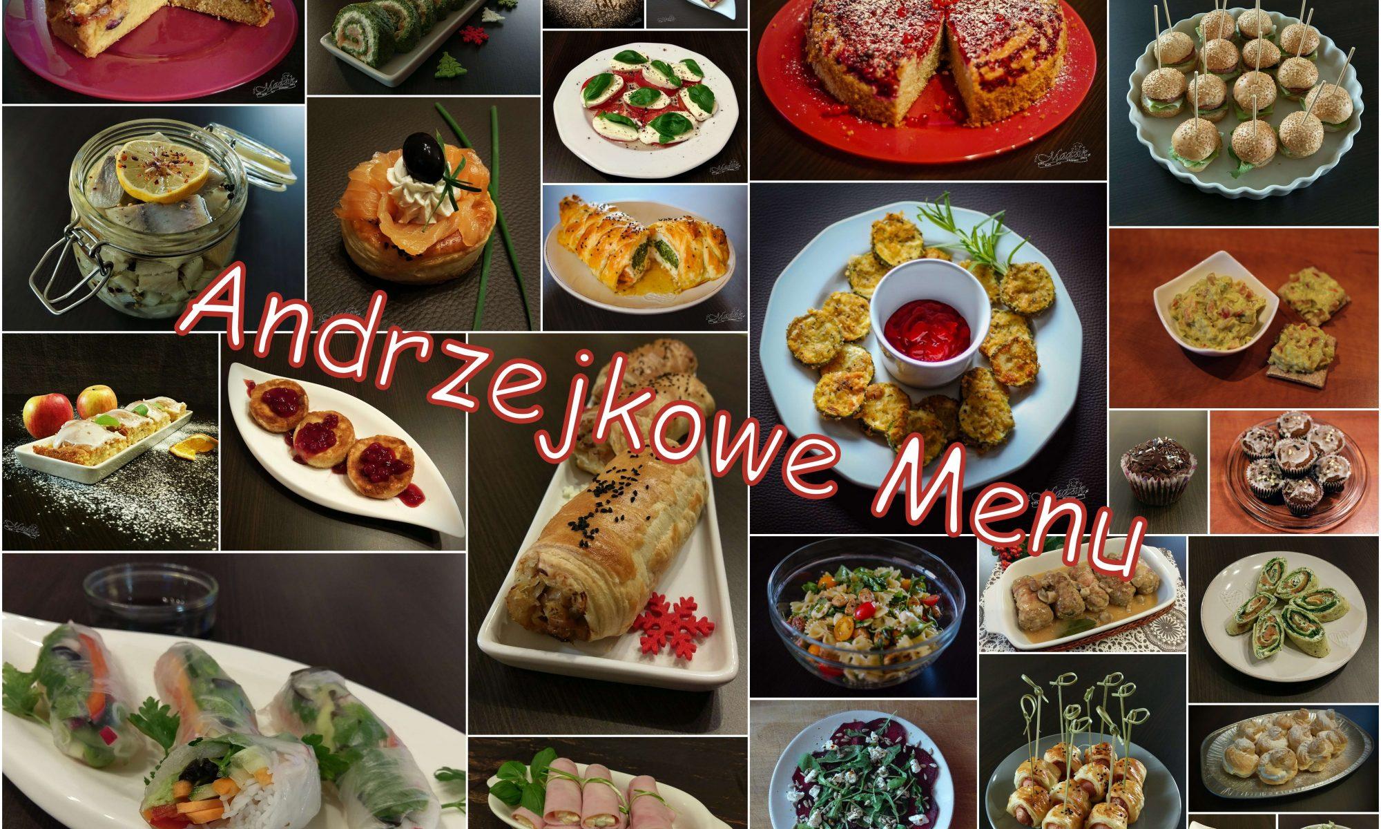 Andrzejkowe menu
