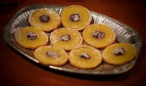 Ananaski w cieście francuskim