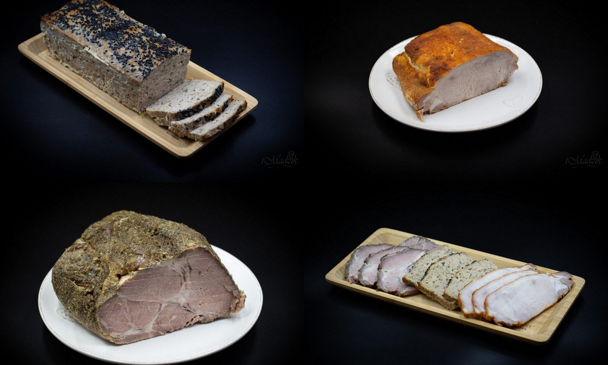 Mięsa pieczone